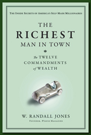The Richest Man in Town book